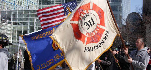Fire Fighters Local 311